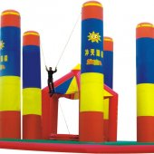 IP014 Five pillars bungee